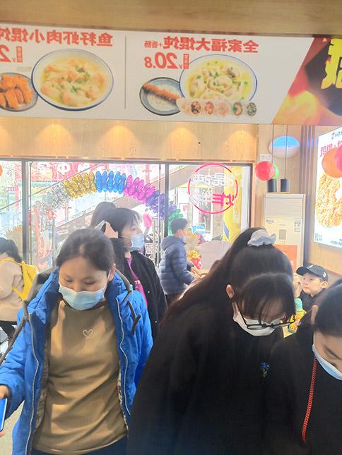 热烈祝贺湖北武汉东部购物公园店盛大开业,预祝老板生意兴隆!
