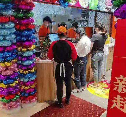 热烈祝贺苏州吴江如意馄饨震泽新乐城店盛大开业!