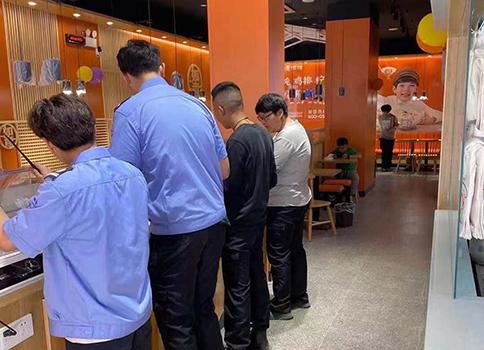 热烈祝贺江苏南通如皋如意馄饨港金嘉花园店盛大开业