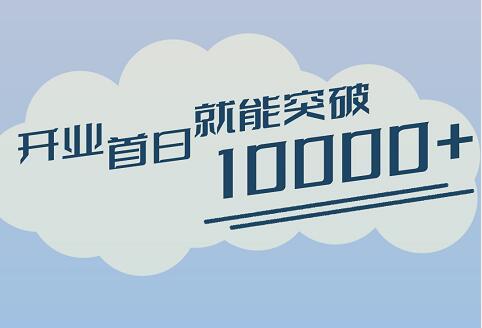 悄悄告诉你!日入10000+,月签约100+,只是如意的小日常
